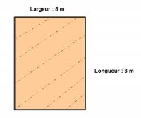 Calculer les m2 et les m3 pour votre futur terrassement : L'entreprise LAIR X.E TRANSPORTS vous aide